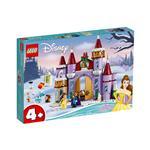 LEGO Disney Princess Praznovanje na Bellinem zimskem gradu 43180