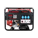 LONCIN Motorni agregat LC6500-AS črno-rdeča