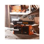 VonHaus Namizni brusilnik 3500181 sivo-oranžna