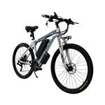 E-Bike Električno gorsko kolo 26 bela