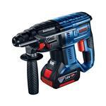 Bosch Akumulatorsko vrtalno kladivo GBH 180-LI modra