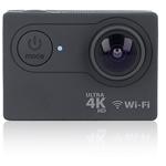 Forever Športna kamera SC-410 4K Wi-Fi + daljinec črna
