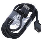 Samsung Podatkovni micro USB 2.0 kabel (ECB-DU4EBEGSTD) 1,5 m črna
