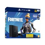 Sony PlayStation® 4 Pro in igra Fortnite VCH (2019) 1 TB črna