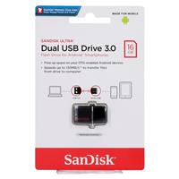 SanDisk Cruzer micro USB /USB ključ Ultra Dual 3.0 OTG