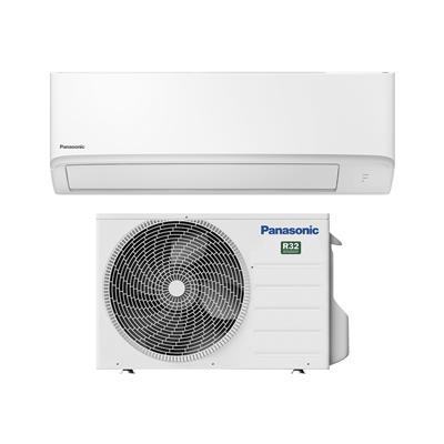 Panasonic Klimatska naprava CS/CU-TZ25WKE z montažo