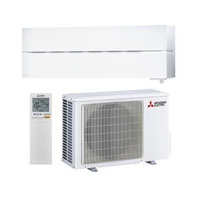 Mitsubishi Electric Klimatska naprava MSZ-LN25VGW/MUZ-LN25VG z montažo