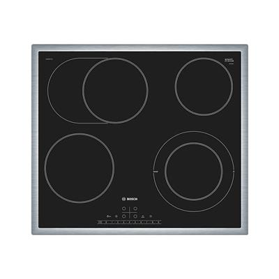 Bosch Steklokeramična kuhalna plošča PKN645FP1E
