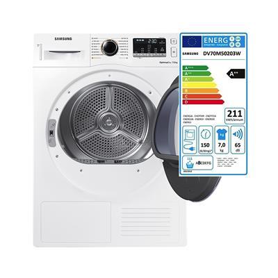Samsung Sušilni stroj DV70M50203WE