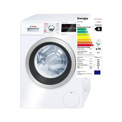 Bosch Pralno-sušilni stroj EcoSilence Drive™ WVG30442EU
