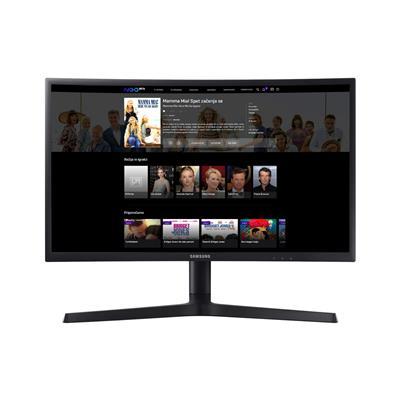 Samsung Ukrivljen gaming monitor C27FG73FQU