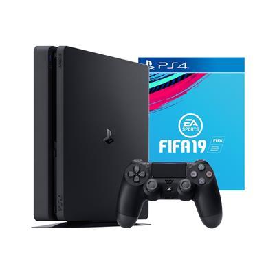 Sony PlayStation®4 1TB in igra FIFA 2019