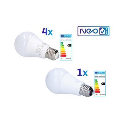 Osram Komplet pametnih LED žarnic E27 A60 (4x Dimmable in 1x RGBW)