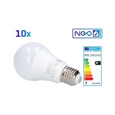 Osram Komplet pametnih LED žarnic E27 A60 (10x Dimmable)