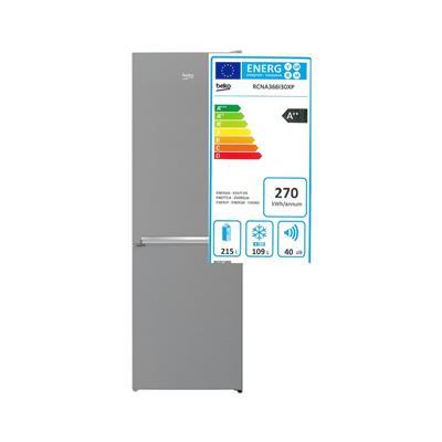 Beko Hladilnik z zamrzovalnikom RCNA366I30XP