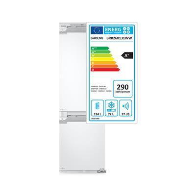 Samsung Vgradni hladilnik BRB260131WW/EF