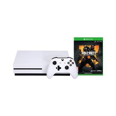Microsoft Xbox One S in igra Call of Duty: Black Ops 4
