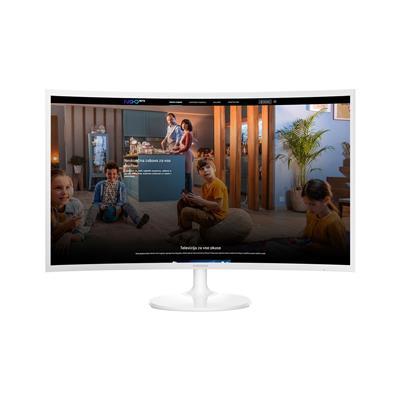 Samsung Ukrivljen monitor C32F391FWU