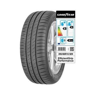 Goodyear 4 letne pnevmatike 205/60R16 92H EfficientGrip Performance