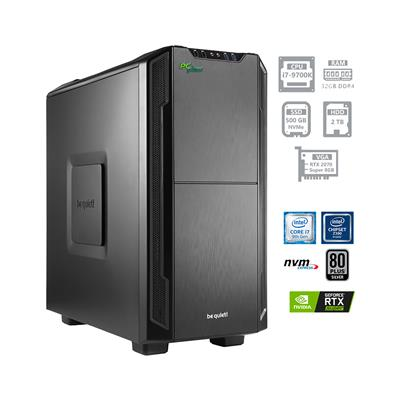 PCplus Dream machine i7-9700K RTX2070