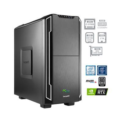 PCplus Dream machine i7-9700K RTX2080