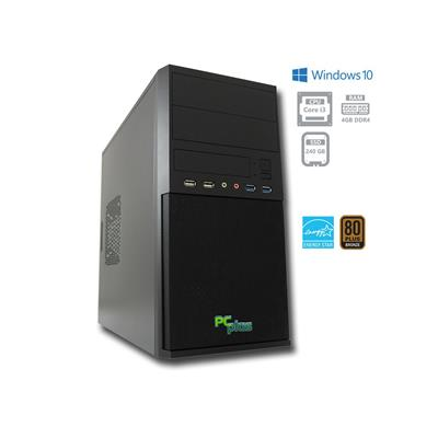 PCplus e-office i3-8100 Windows 10 Pro