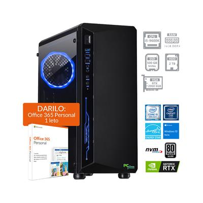 PCplus Gamer i5-9600K RTX2060  Windows 10