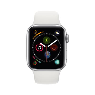 Apple Watch pametna ura Series 4 GPS 40mm Sport Band (MU642BS/A)