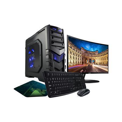PCX Komplet EXTIAN 25481 in ukrivljen monitor Samsung  27