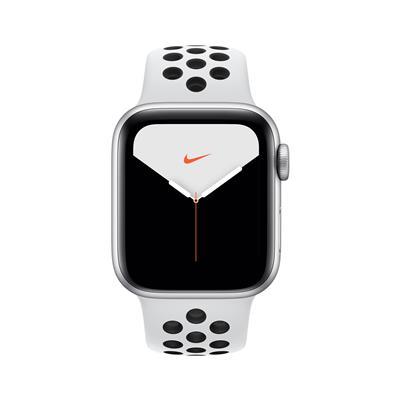 Apple Watch Nike pametna ura Series 5 GPS 40mm Nike Sport Band (MX3R2BS/A)