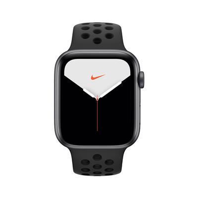 Apple Watch Nike pametna ura Series 5 GPS 44mm Nike Sport Band (MX3W2BS/A)