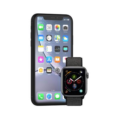 Apple iPhone XR in pametna ura Watch Series 4 GPS 40mm Sport Loop (MU672BS/A)