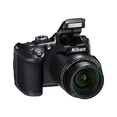 Nikon COOLPIX B500, SD16GB in torba