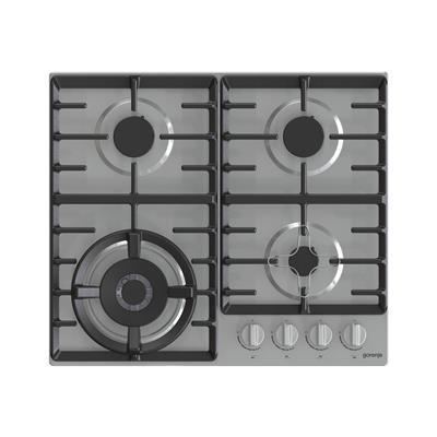 Gorenje Plinska kuhalna plošča na inoksu GW641X