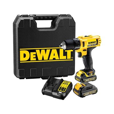 DeWALT Akumulatorski vrtalnik in vijačnik DCD710C2