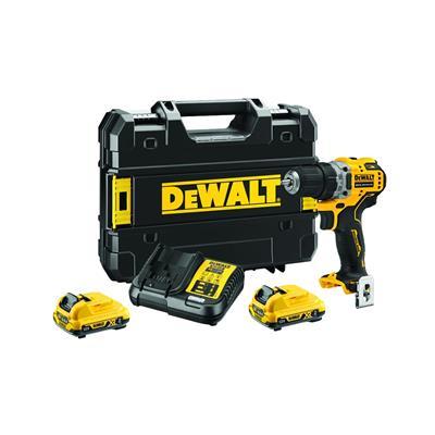 DeWALT Akumulatorski vrtalnik in vijačnik DCD701D2