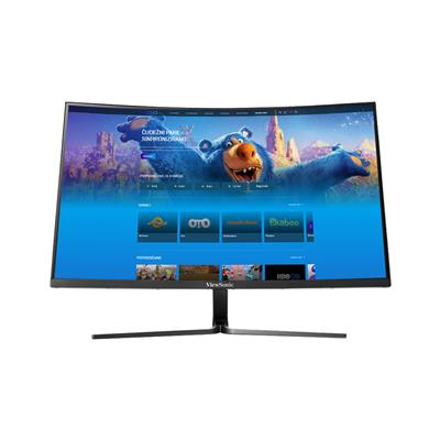 ViewSonic Ukrivljen gaming monitor VX2758-C-mh