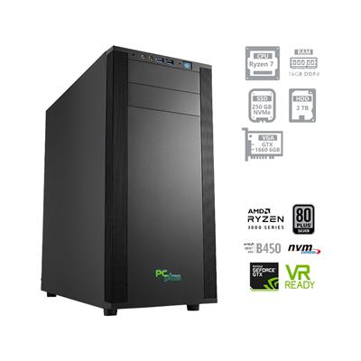 PCplus Dream machine AMD Ryzen 7 3700X GTX1660