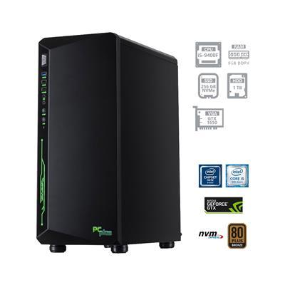 PCplus Gamer i5-9400F GTX1650