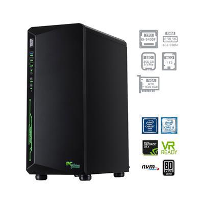 PCplus Gamer i5-9400F GTX1660
