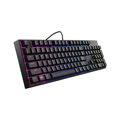 Cooler Master Gaming tipkovnica MASTERKEYS LITE L RGB