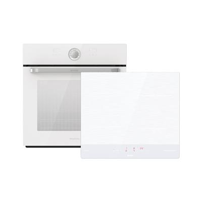 Gorenje Komplet indukcijska kuhalna plošča IT643SYW in električna pečica BO76SYW
