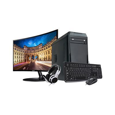 PCX Komplet EXAM 25479 in ukrivljen monitor Samsung  27