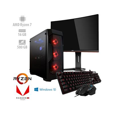 Anni Komplet Gamer Advanced (ATPII-PF7G-7808)