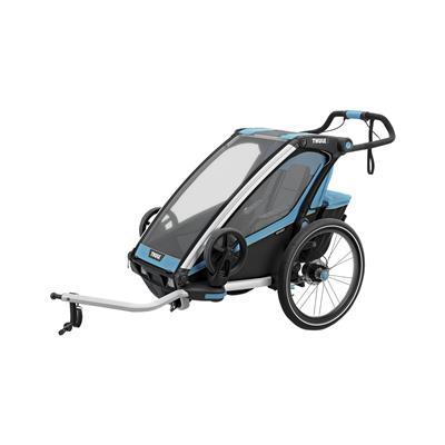 Thule Večnamenski otroški voziček Chariot Sport1 enosed