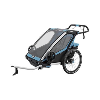 Thule Večnamenski otroški voziček Chariot Sport2 dvosed