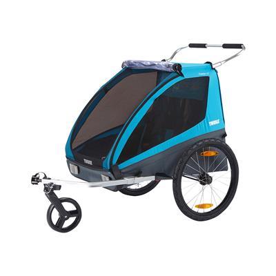 Thule Otroška kolesarska prikolica Coaster