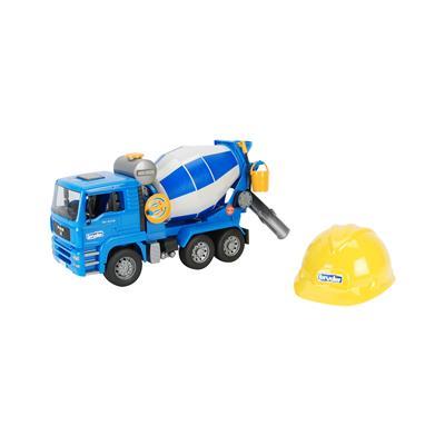 Bruder Hruška za beton in čelada 01638