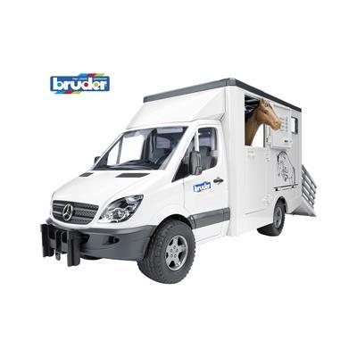 Bruder Tovornjak Mercedes Benz Sprinter 02533