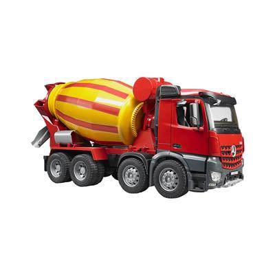 Bruder Tovornjak mešalnik betona Mercedes Benz Arocs 3654
